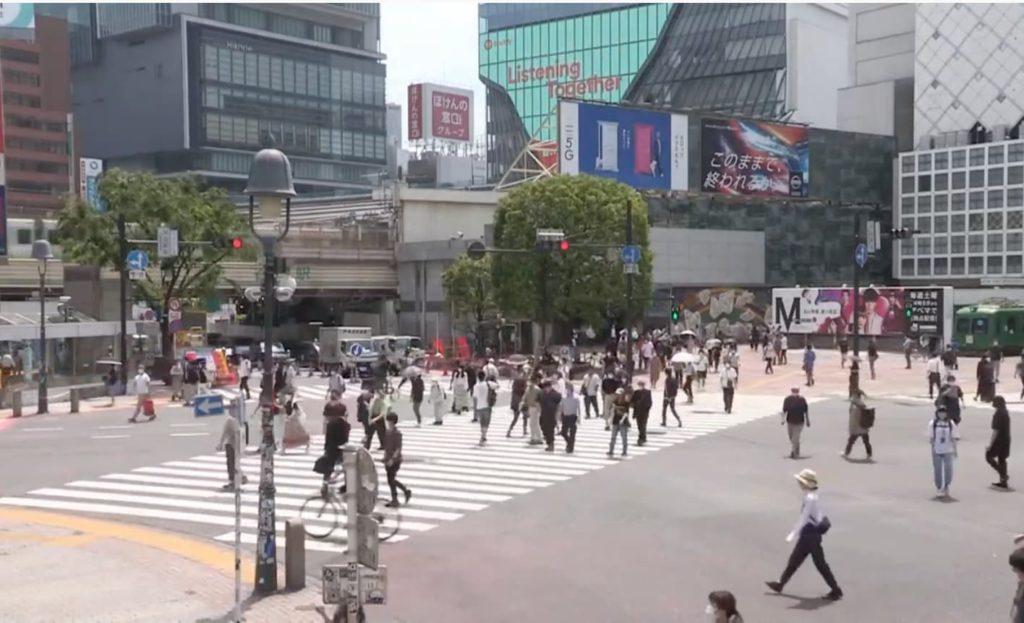 渋谷 定点 カメラ 東京都のライブカメラ - ZERO
