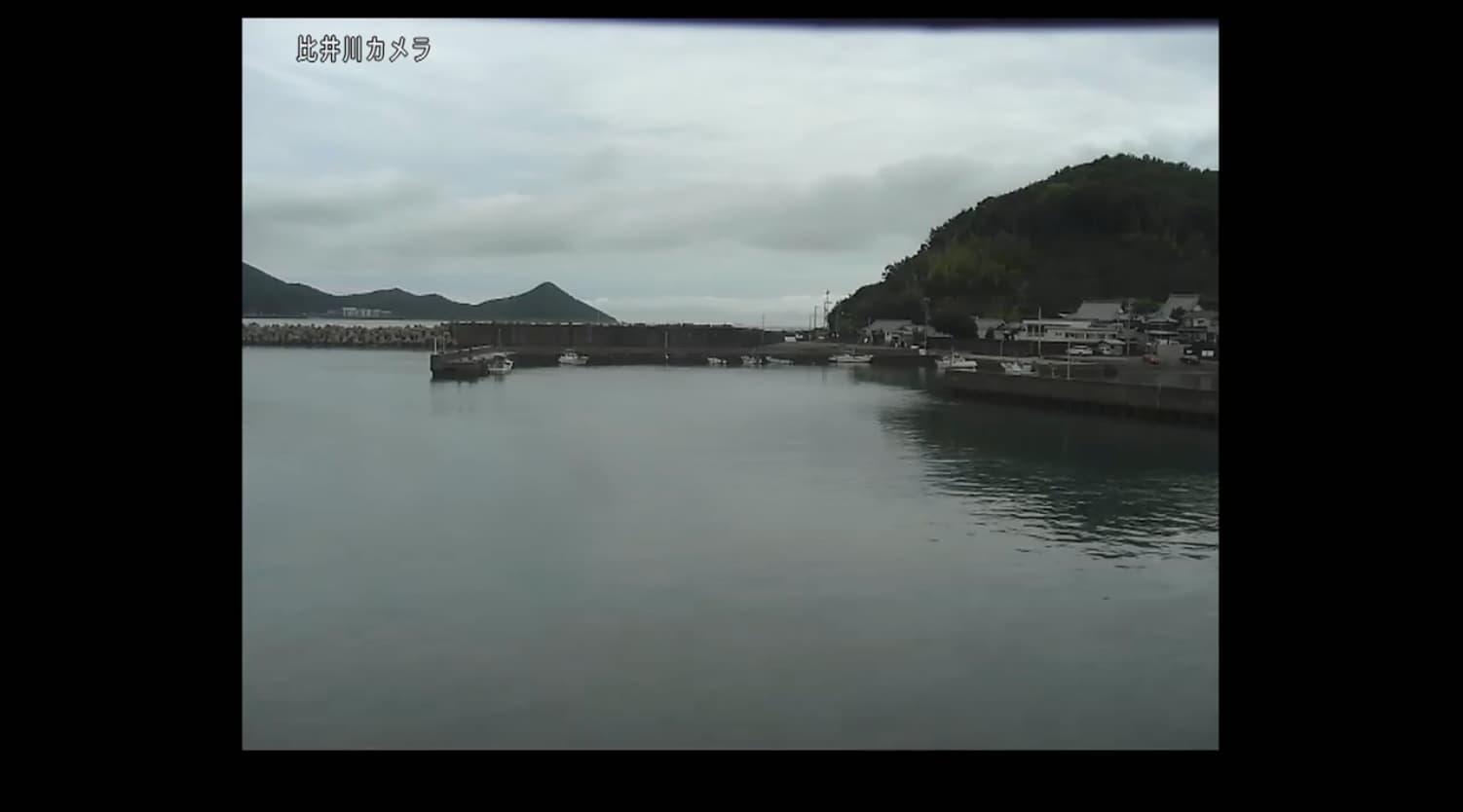 比井川水門