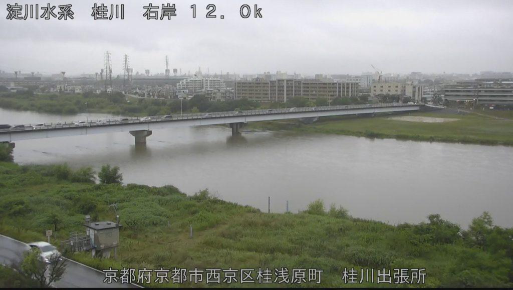 桂川 桂大橋