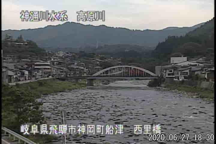 高原川-西里橋