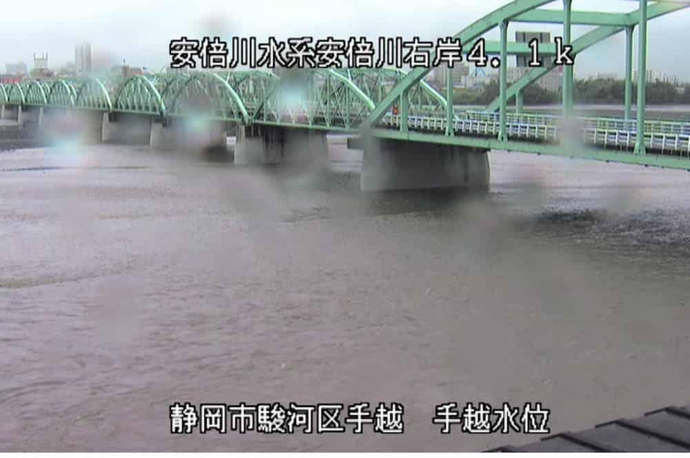 安倍川大橋