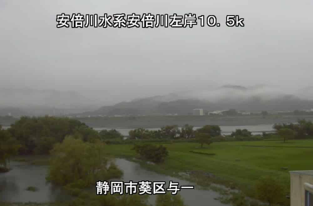 安倍川-福田ヶ谷