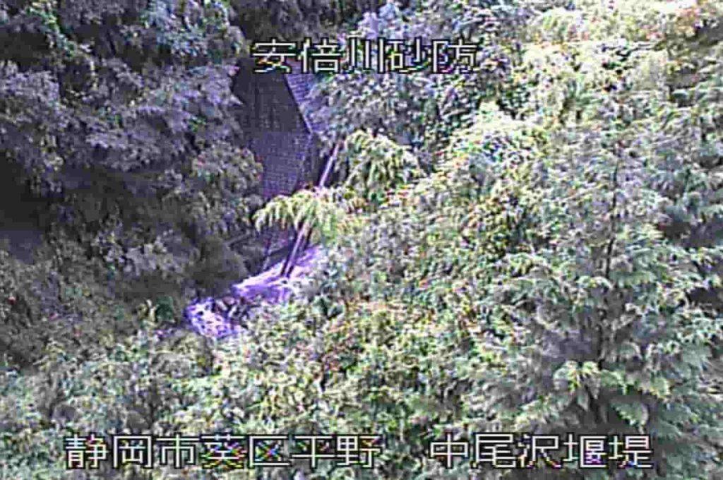 阿部川-中尾沢堰堤