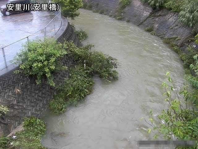 安里川-安里橋