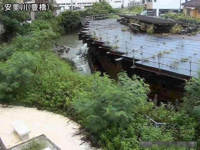 安里川-豊橋