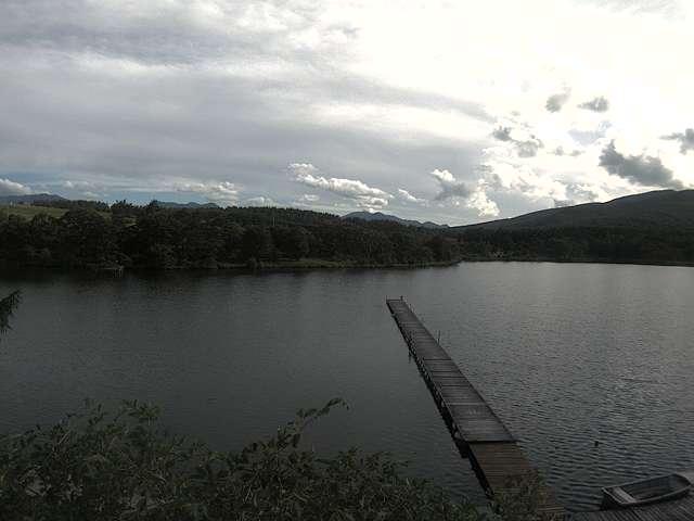 カンパーニャ嬬恋キャンプ場とバラギ湖