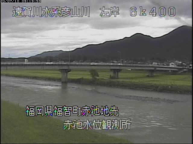遠賀川-赤池水位観測所