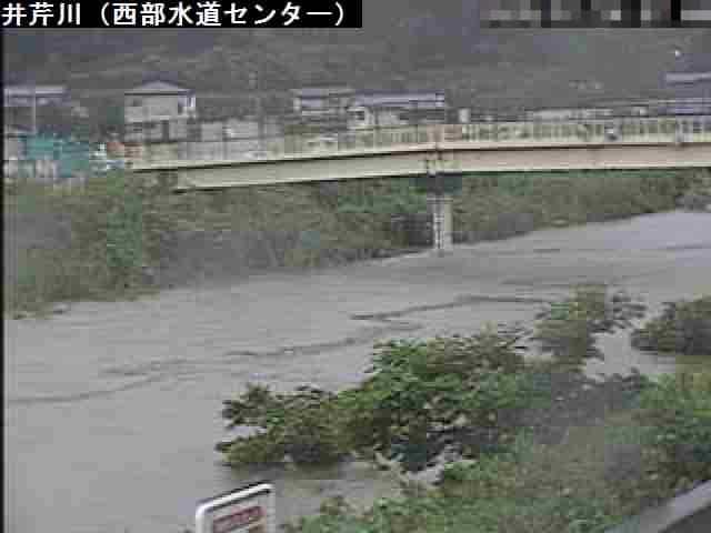 井芹川-西部水道センター