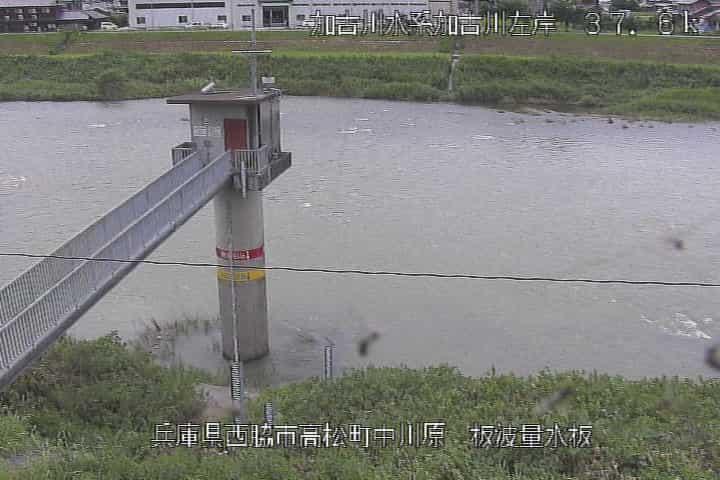 加古川-板波水位観測所
