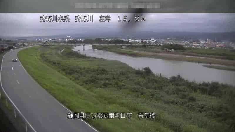 狩野川-石堂橋