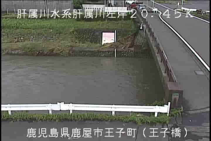 肝属川-王子橋