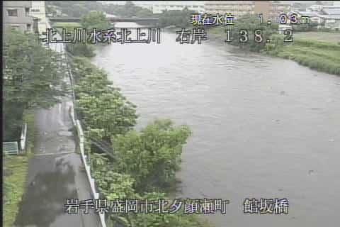 北上川-舘坂橋