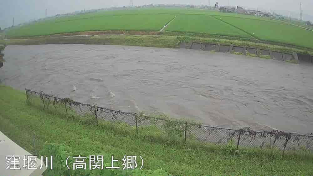 窪関川-高関上郷