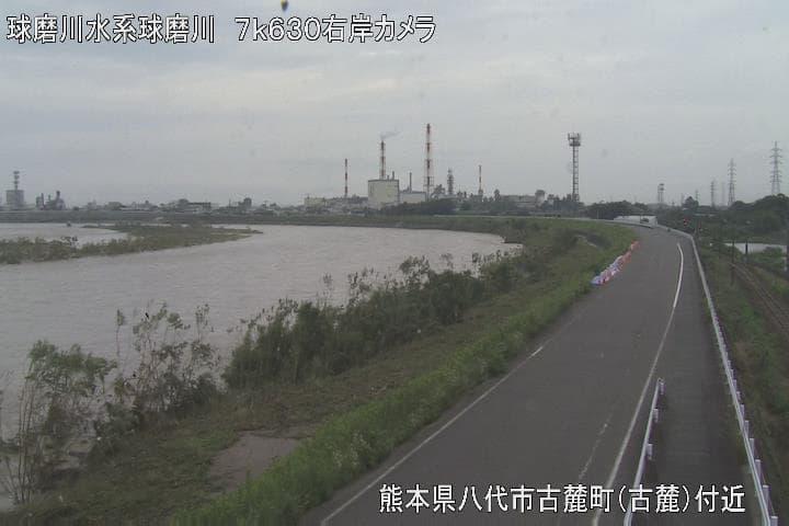 球磨川-古麓町