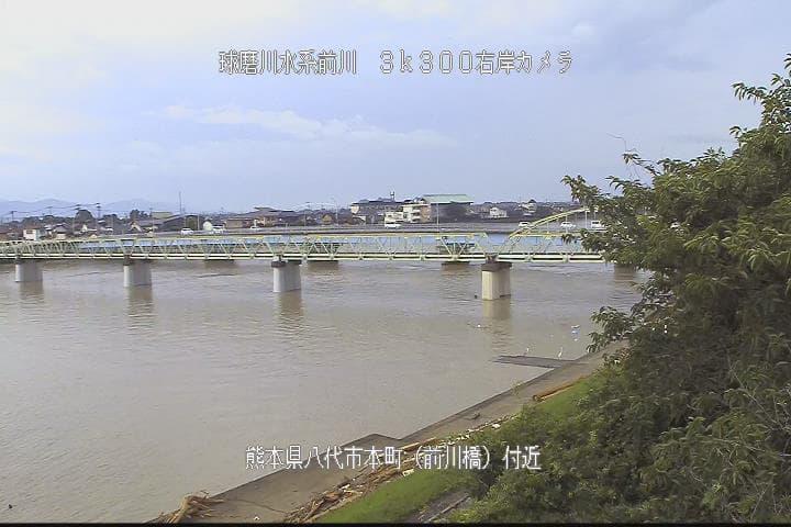 球磨川-八代市