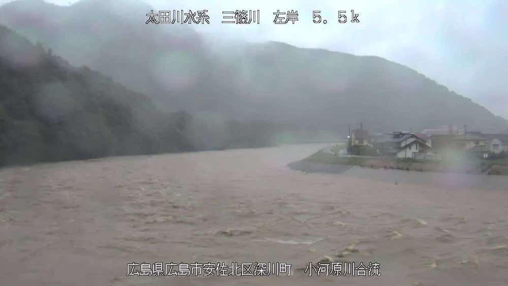 三篠川-小河原合流