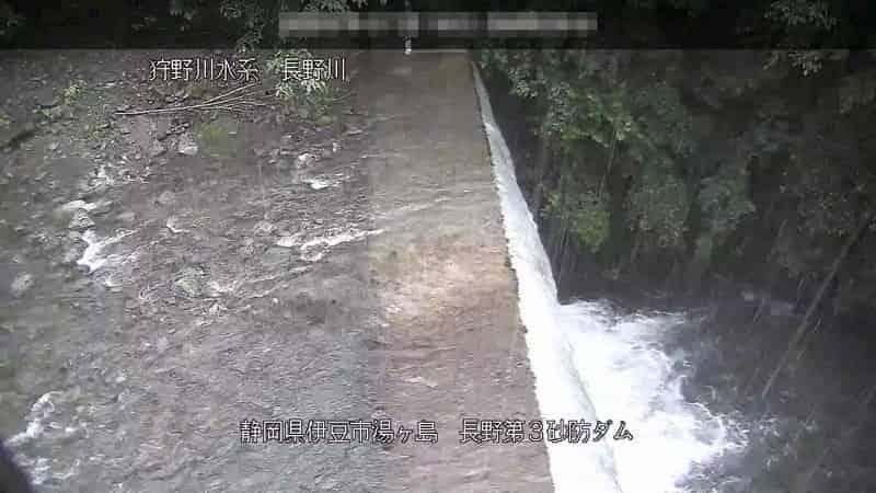 長野第3砂防ダム