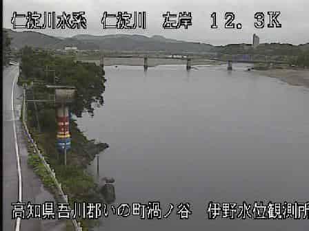 仁淀川橋-吾川郡