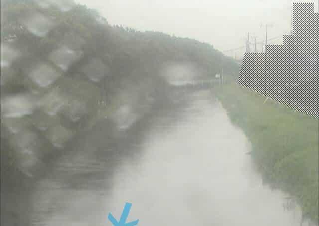 沼川-今沢橋付近