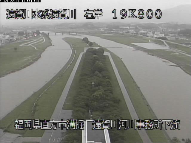 遠賀川-日ノ出橋