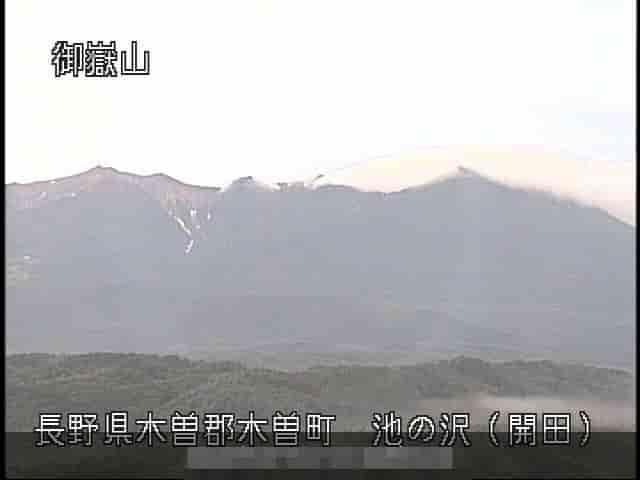 御嶽山-池の沢(開田)