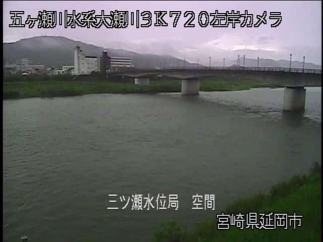 大瀬川-大瀬橋