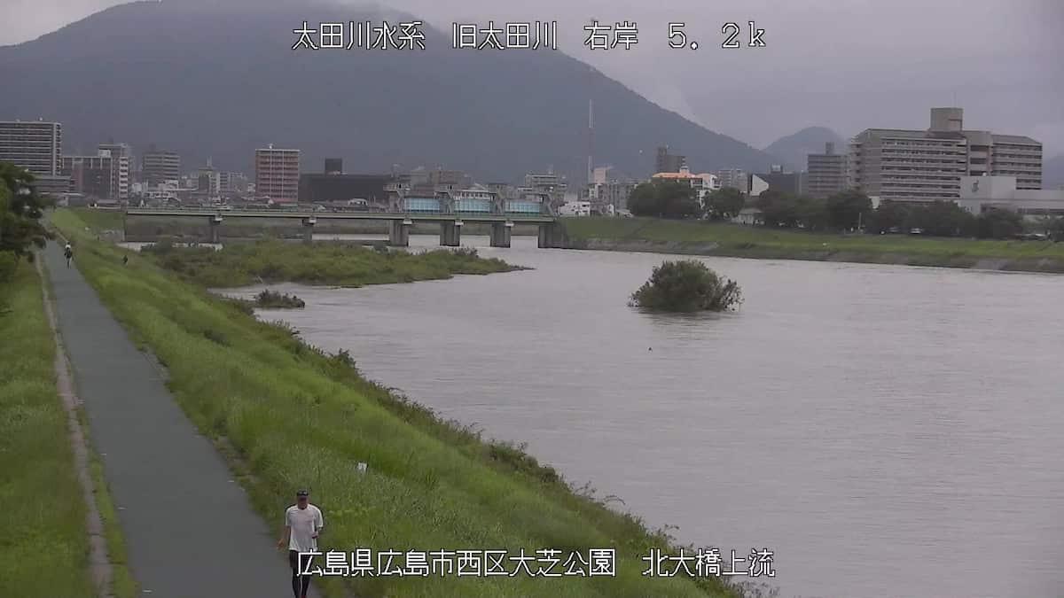 太田川-大芝水門