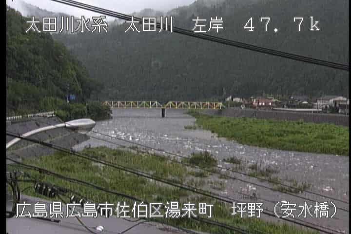 太田川-安水橋