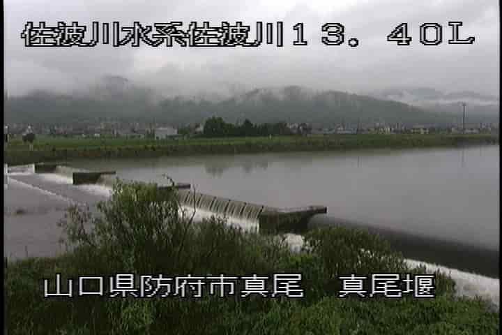 佐波川-真尾堰