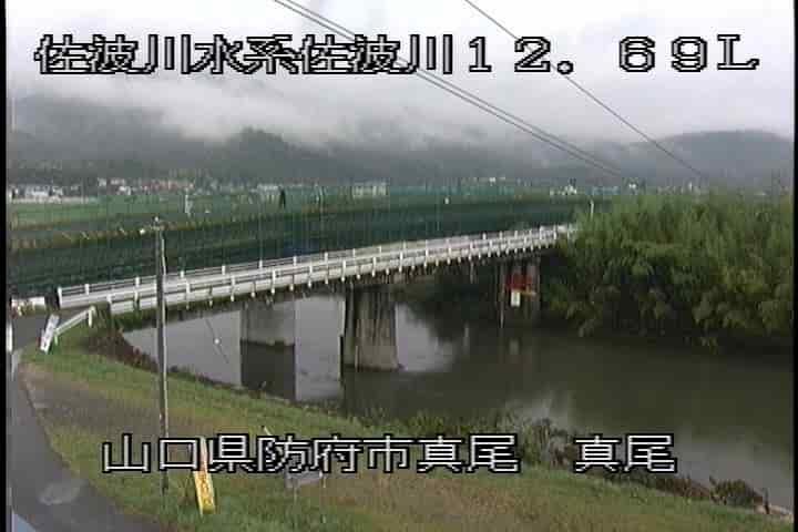 佐波川-睦美橋