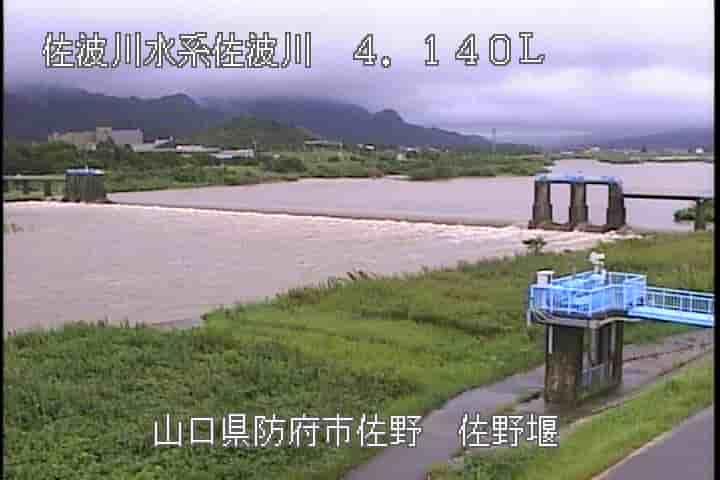 佐波川-佐野堰