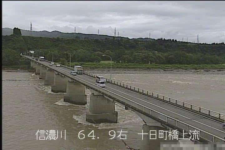 信濃川-十日町橋