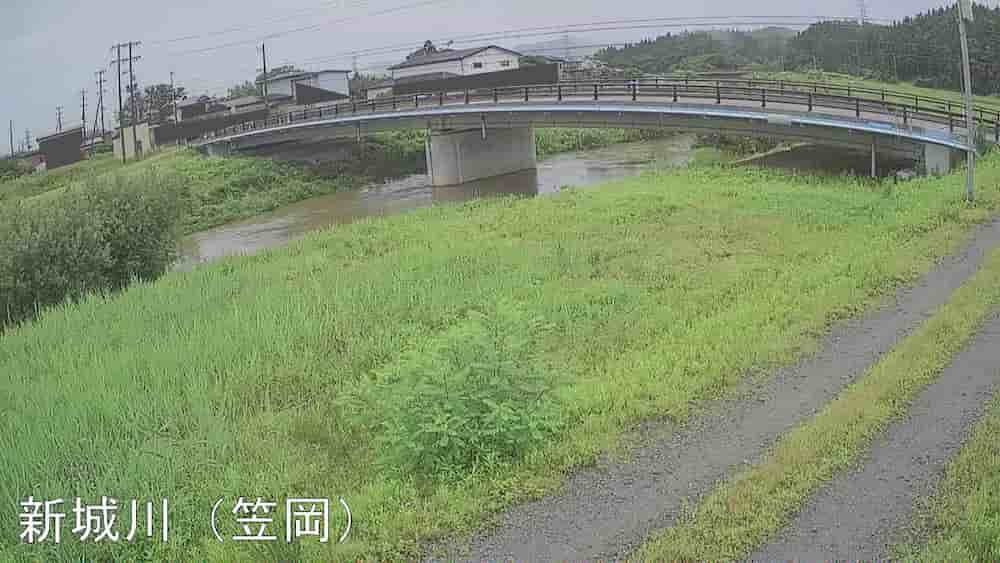 新城川-笠岡