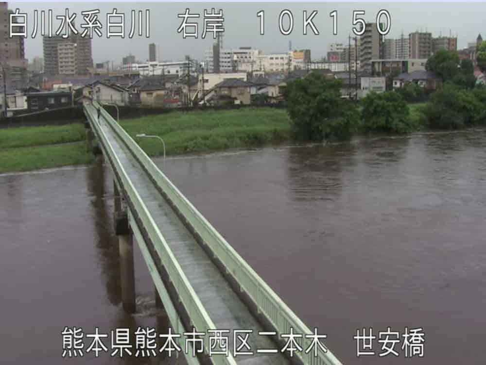 白川-世安橋