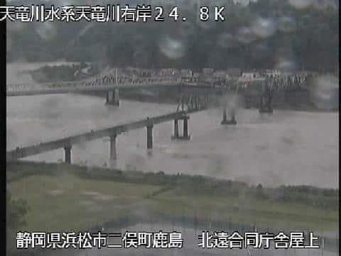 天竜川-鹿島橋