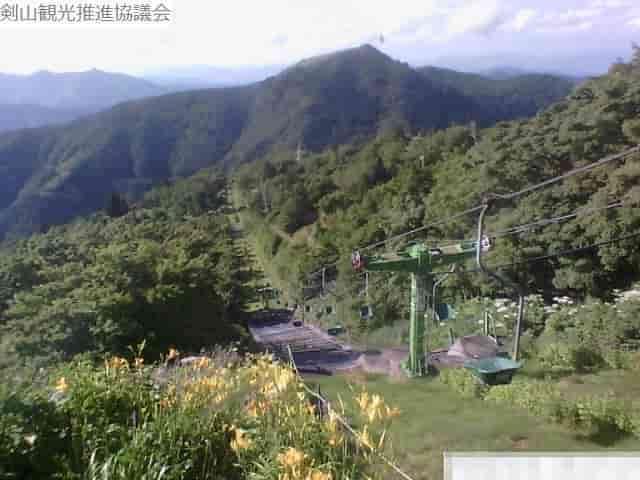 剣山 ライブ カメラ