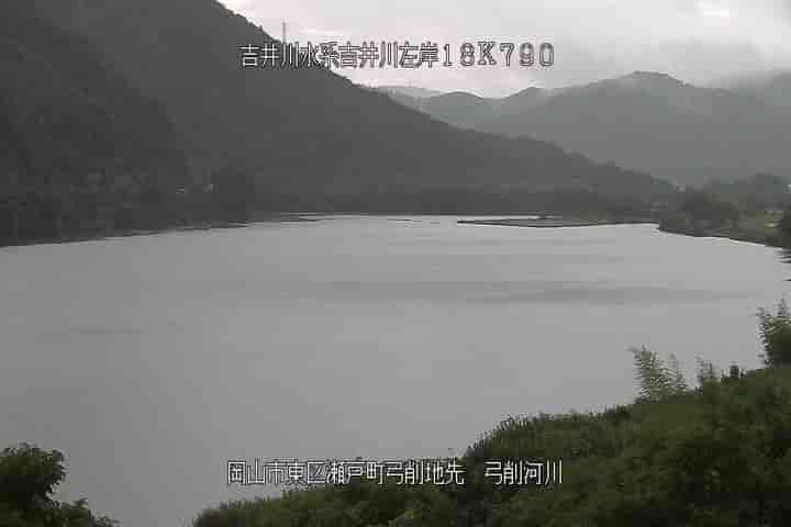 吉井川-弓削