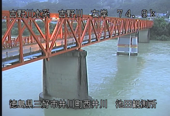 吉野川-三好大橋