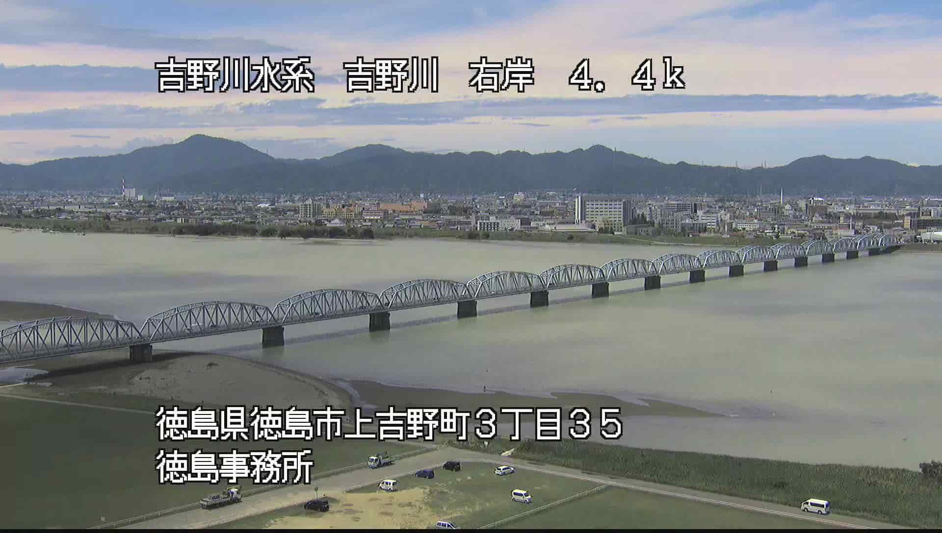 吉野川橋-徳島市