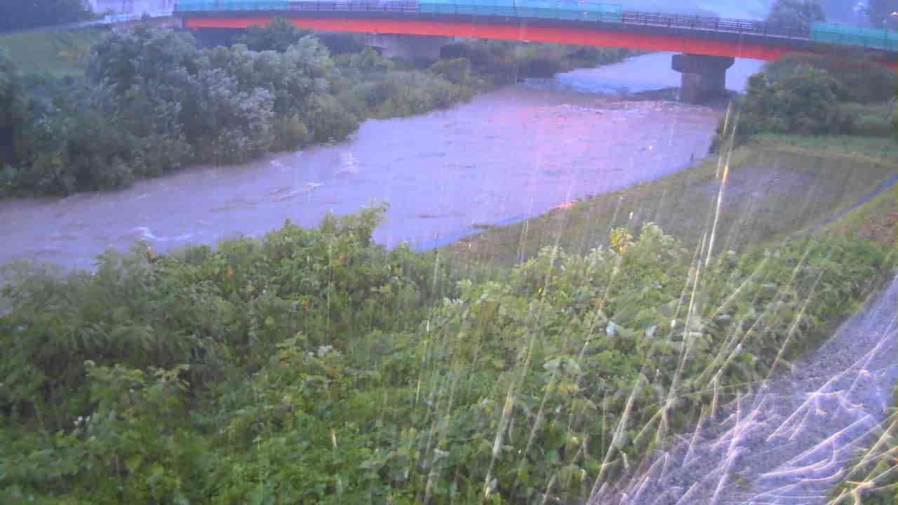 荒瀬川-八幡橋