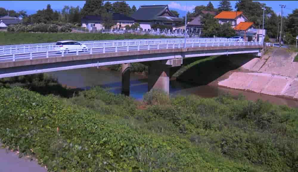 藤島川-藤浪橋