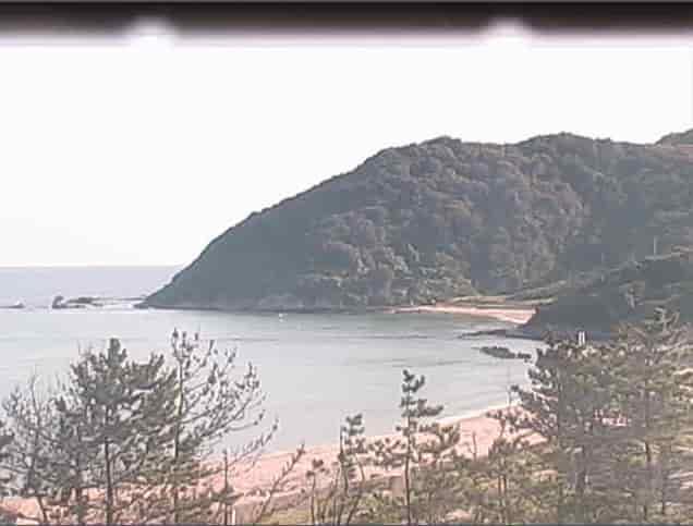 八丁浜(小浜海水浴場)