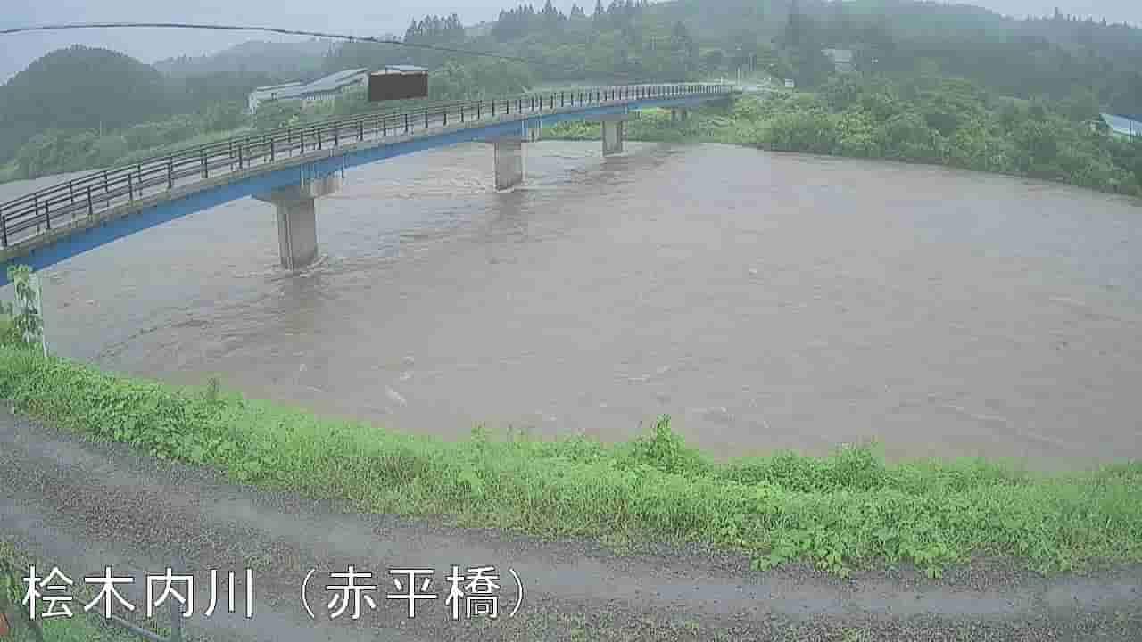 桧木内川-赤平橋