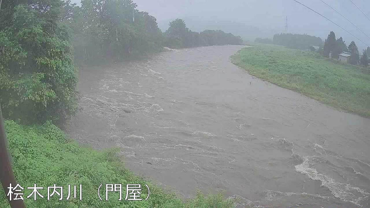 桧木内川-門屋