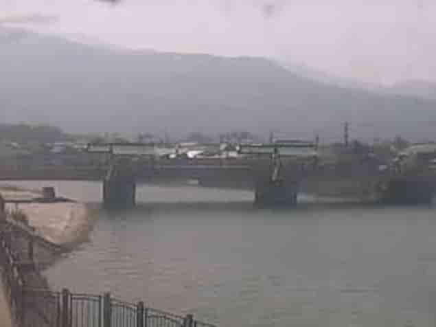桂川-御玉橋