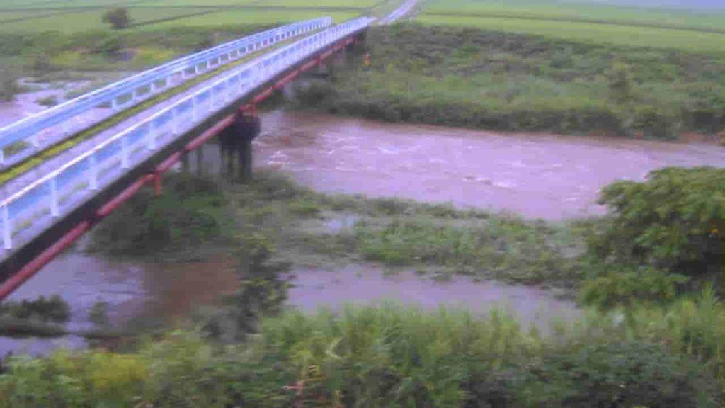 升形川-八幡橋