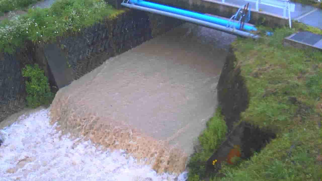 大以良川-西宿橋