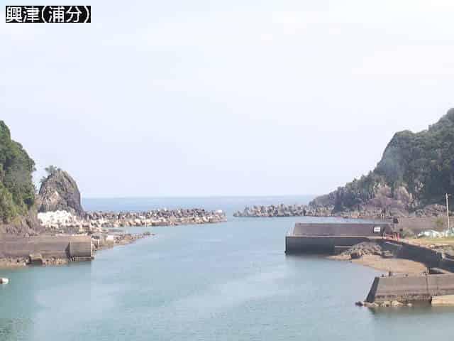 興津-浦分