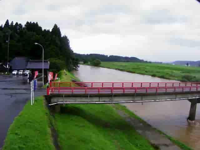鮭川-観音寺