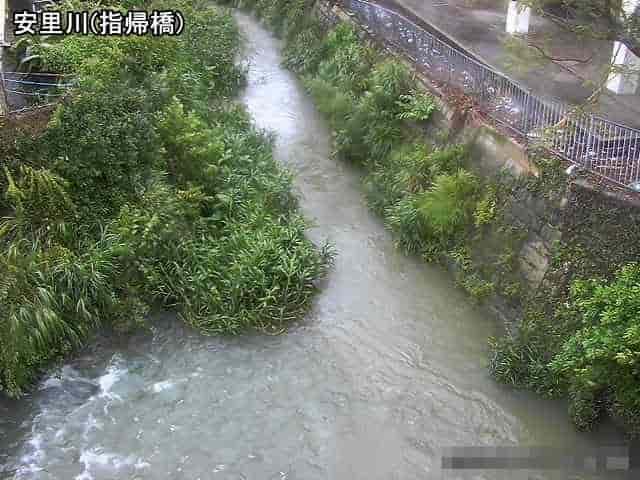 安里川-指帰橋